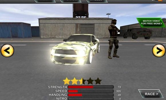 Army Extreme Car Driving 3D Ekran Görüntüleri - 2