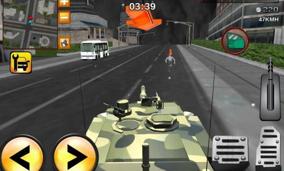 Army Extreme Car Driving 3D Ekran Görüntüleri - 1