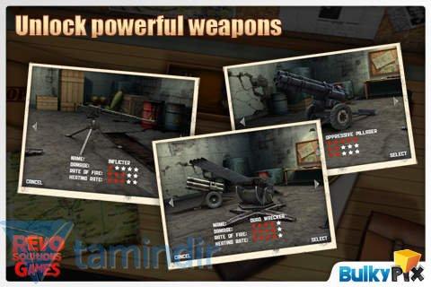 Artillery Brigade Ekran Görüntüleri - 3