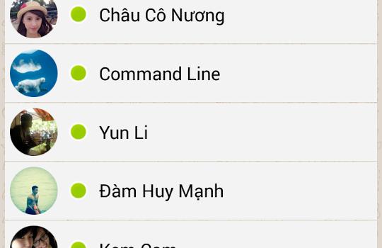 AsapChat Ekran Görüntüleri - 3