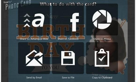 Ashampoo Photo Card Ekran Görüntüleri - 1