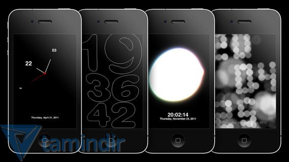 Audio Clock Ekran Görüntüleri - 3