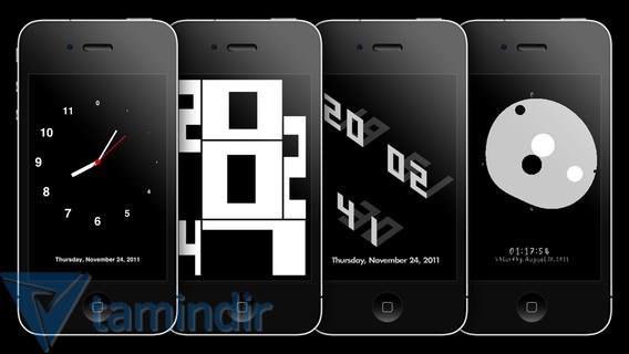 Audio Clock Ekran Görüntüleri - 2