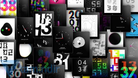 Audio Clock Ekran Görüntüleri - 1