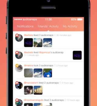AudioSnaps Ekran Görüntüleri - 1