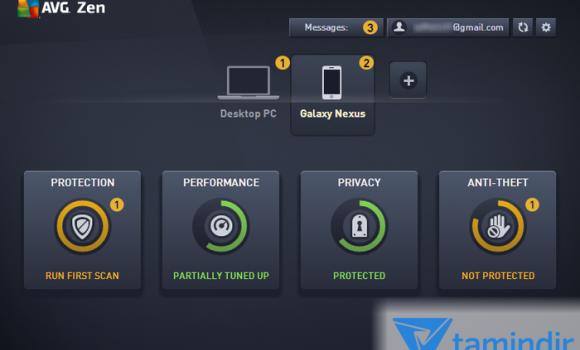 AVG Zen Ekran Görüntüleri - 3
