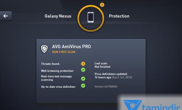 AVG Zen Ekran Görüntüleri - 2