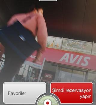Avis Ekran Görüntüleri - 5
