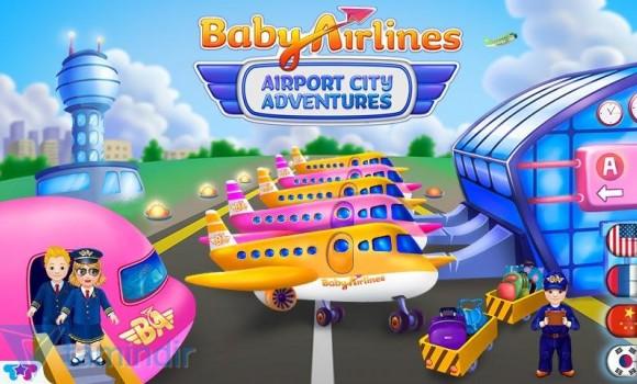 Baby Airlines - Airport City Ekran Görüntüleri - 3