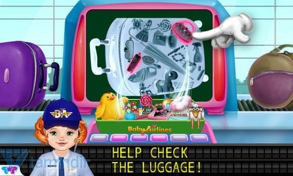 Baby Airlines - Airport City Ekran Görüntüleri - 1
