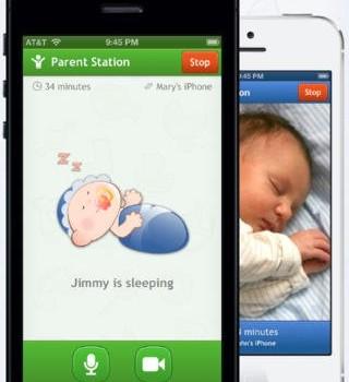 Baby Monitor 3G Ekran Görüntüleri - 5