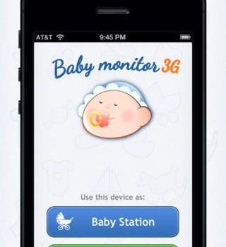 Baby Monitor 3G Ekran Görüntüleri - 1