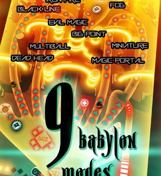 Babylon 2055 Pinball Ekran Görüntüleri - 2