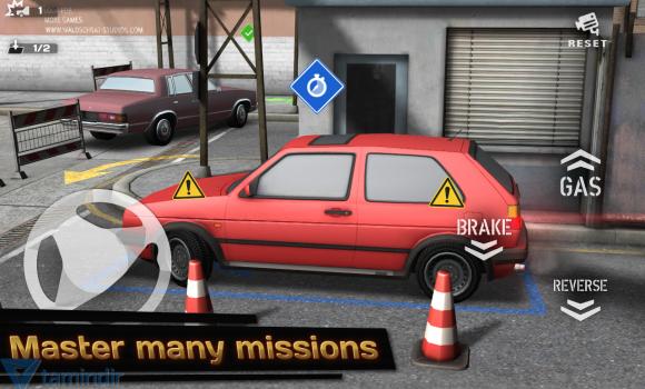 Backyard Parking 3D Ekran Görüntüleri - 3