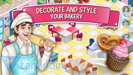 Bakery Town Ekran Görüntüleri - 1