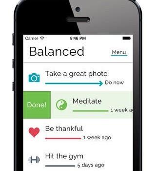 Balanced Ekran Görüntüleri - 4