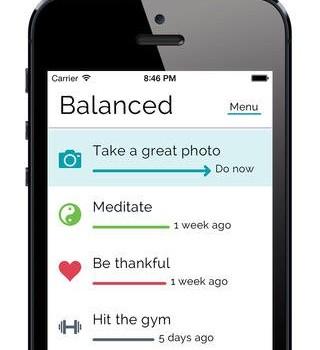 Balanced Ekran Görüntüleri - 2