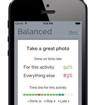 Balanced Ekran Görüntüleri - 1