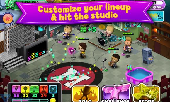 Band Stars Ekran Görüntüleri - 3