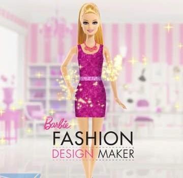Barbie Fashion Design Maker Ekran Görüntüleri - 4