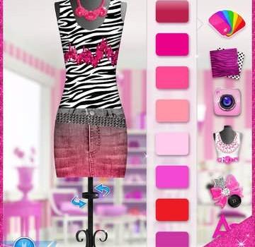 Barbie Fashion Design Maker Ekran Görüntüleri - 3