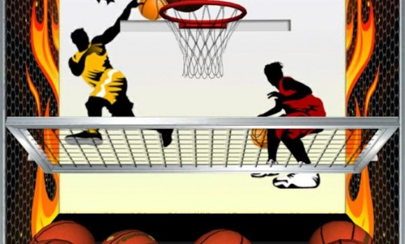 Basketball Arcade Machine Ekran Görüntüleri - 5