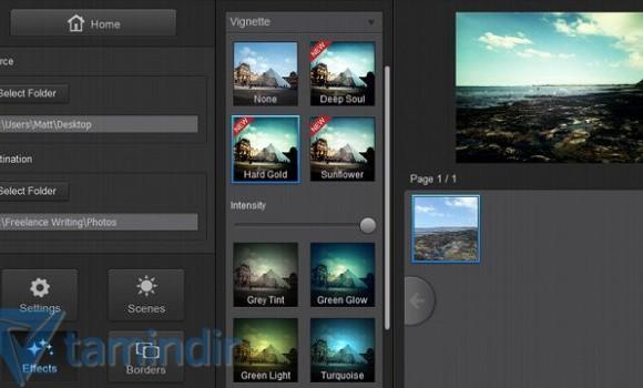 BatchPhoto Ekran Görüntüleri - 1