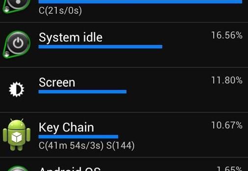 Battery Stats Plus Ekran Görüntüleri - 2