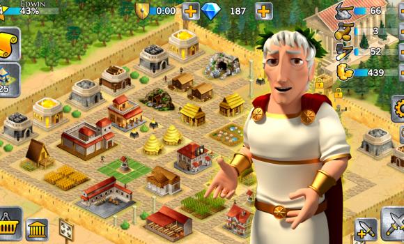 Battle Empire: Roman Wars Ekran Görüntüleri - 3