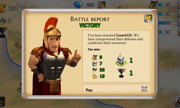 Battle Empire: Roman Wars Ekran Görüntüleri - 1