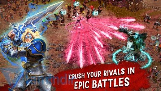 Battle of Heroes Ekran Görüntüleri - 4