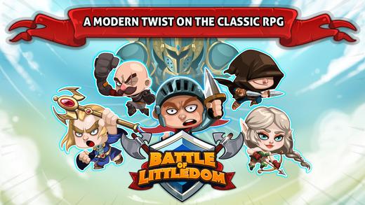 Battle of Littledom Ekran Görüntüleri - 5