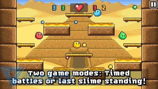 Battle Slimes Ekran Görüntüleri - 2