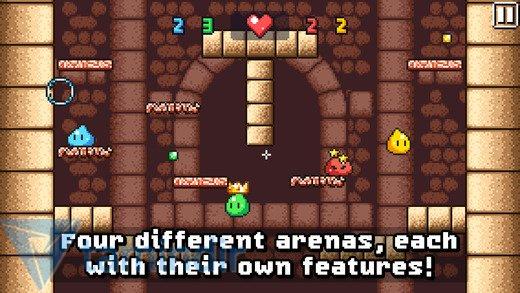 Battle Slimes Ekran Görüntüleri - 1