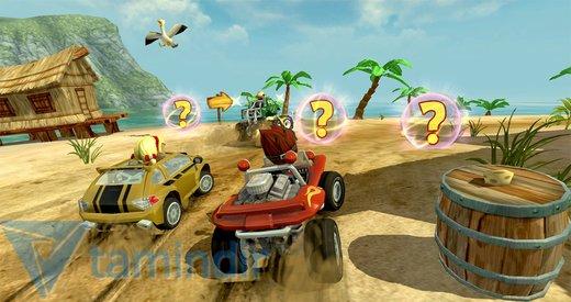 Beach Buggy Racing Ekran Görüntüleri - 3