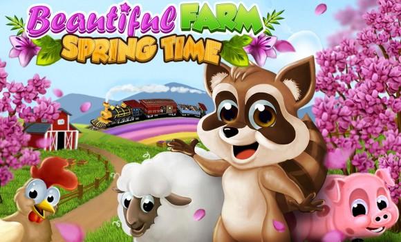 Beautiful Farm: Spring Time Ekran Görüntüleri - 2