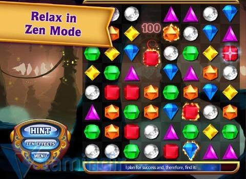Bejeweled HD Ekran Görüntüleri - 1