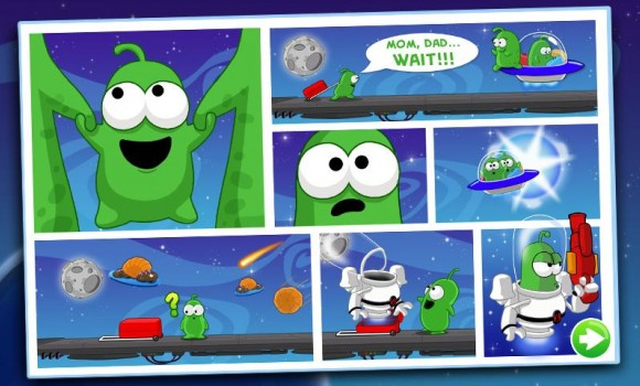 Bert In Space Ekran Görüntüleri - 2