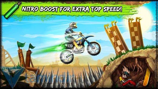 Bike Rivals Ekran Görüntüleri - 2
