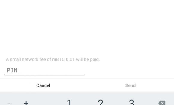 Bitcoin Wallet Ekran Görüntüleri - 4