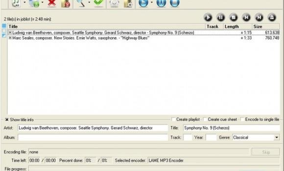 BitRope Audio Converter Ekran Görüntüleri - 1