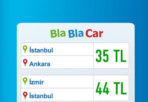 BlaBlaCar Ekran Görüntüleri - 2