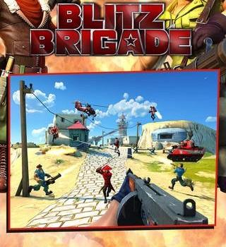 Blitz Brigade Ekran Görüntüleri - 5