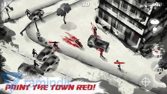 Bloodstroke Ekran Görüntüleri - 3