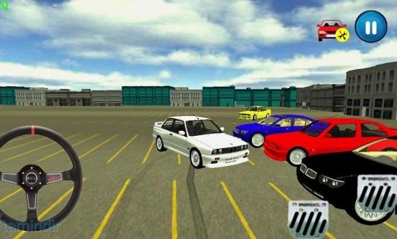Bmw Drift 3D Ekran Görüntüleri - 3