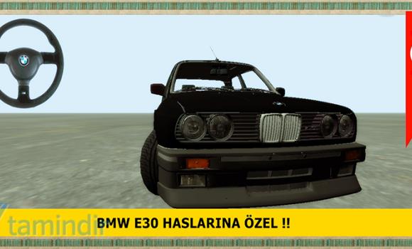 Bmw E30 Drift 3D Ekran Görüntüleri - 3