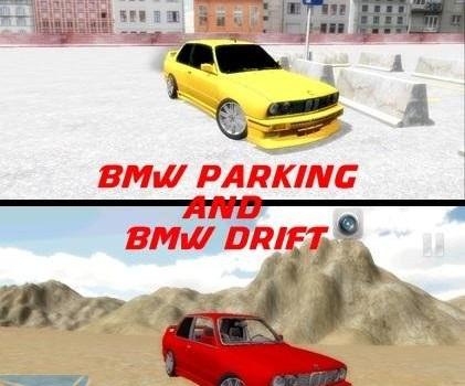 Bmw E30 Drift Parking 3D Ekran Görüntüleri - 4
