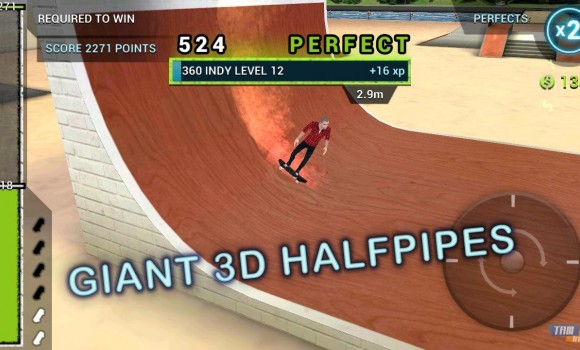 Boardtastic Skateboarding 2 Ekran Görüntüleri - 1