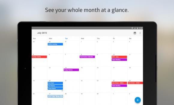 Boxer Calendar Ekran Görüntüleri - 3