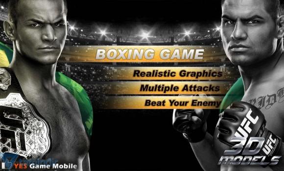 Boxing Game 3D Ekran Görüntüleri - 1